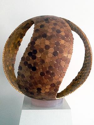 Sculpture by Fred Kreitchet