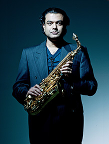 Rudresh Mahanthappa Portrait, PR sample
