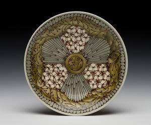 Persian Bowl by Lana Heckendorn