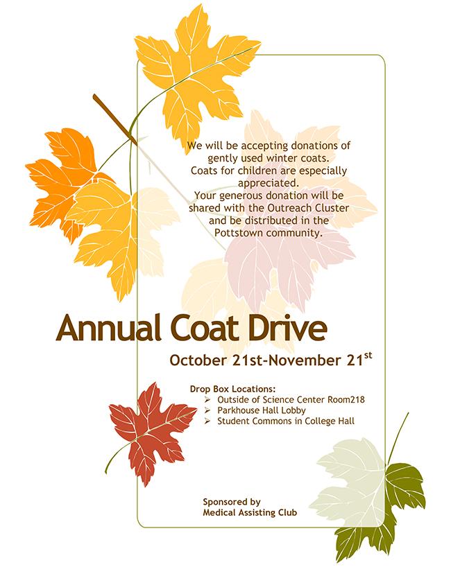 Microsoft Word - Coat Drive.docx
