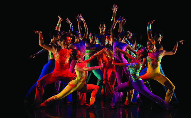 Ballet Hispanic will host a free Master Dance class at MCCC on March 7.