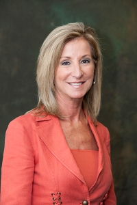 Leading Women's Award honoree Regina Lowrie, entrepreneur and business leader in the financial services and mortgage industries.