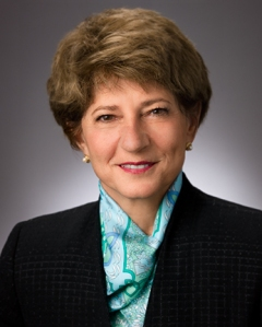 Keynote Speaker Nance K. Dicciani, chemical engineer and business leader.