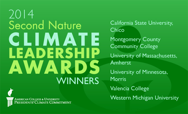 BLOG Second Nature Award