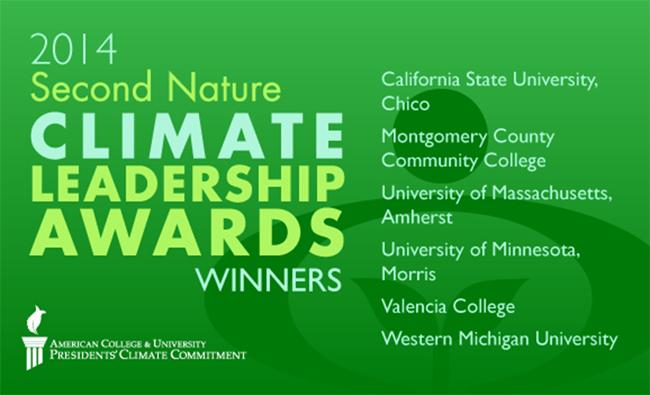 BLOG Second Nature Award