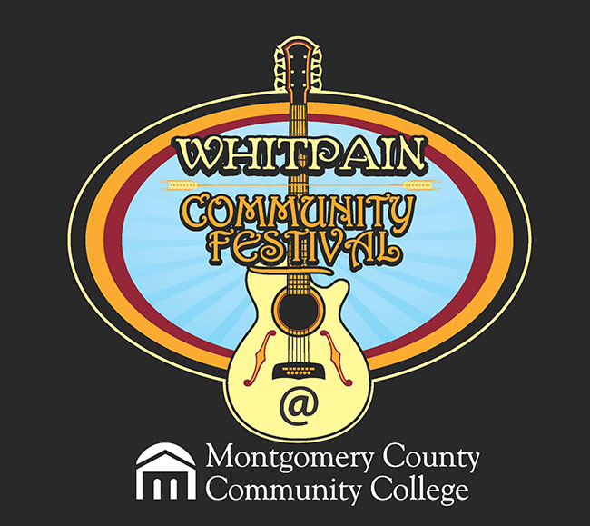 BLOG Whitpain Community Festival at MCCC with black background