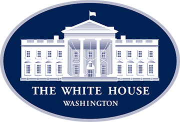 White House logo copy