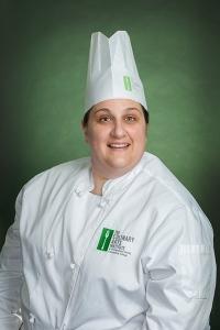 Chef Francine Marz. Photo by Lynn Likens