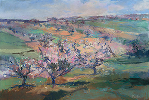 """April Orchard"" by Carol Kardon"