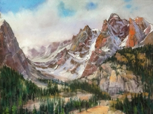 """Valley"" by Doug Tweddale"