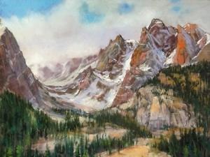 """""""Valley"""" by Doug Tweddale"""
