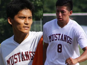 Tenzin Wangyal (left); Wilson Gonzalez (right)