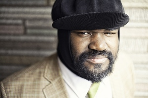 Grammy Award-winning singer Gregory Porter