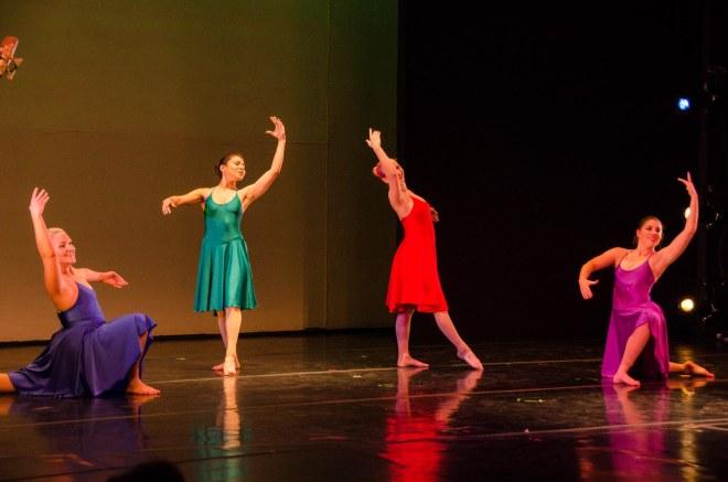 Performance Dance Ensemble. Photo by Matt Carlin