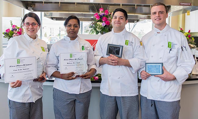 BLOG Iron Chef finalists