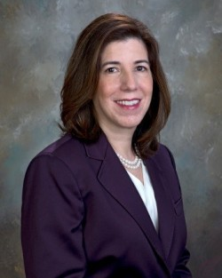 Pennsylvania's Acting Secretary of Transportation Leslie S. Richards is the keynote speaker for Montgomery County Community College's 2015 Foundation's 11th Annual Leading Women Symposium and Golf Experience.